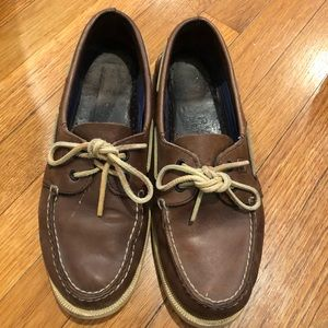 Men's Sperry's boat shoes
